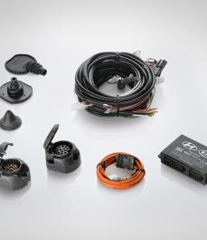 Проводка фаркопа (7 PIN) Sportage QL